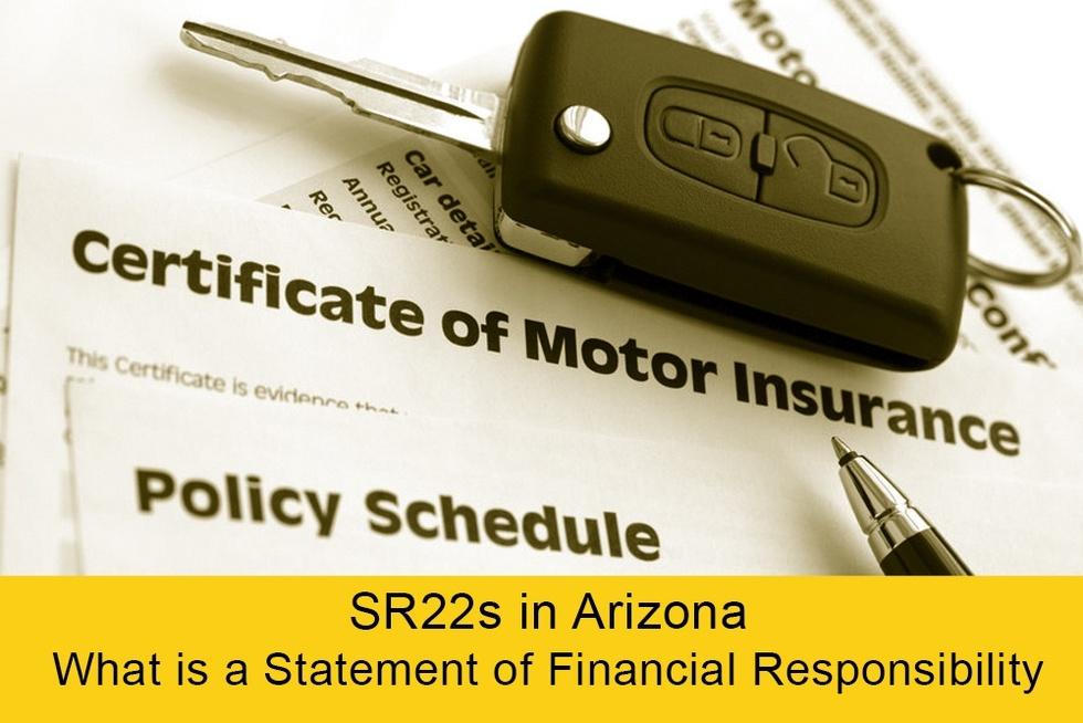 Arizona SR-22 Isurance